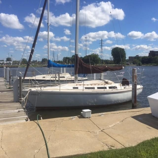 1983 Catalina 30 Sail Boat For Sale - www yachtworld com