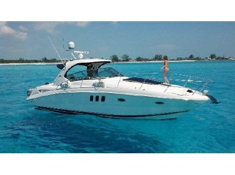 2007 Sea Ray Sundancer 380