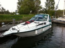 1993 Sea Ray 290 Sundancer