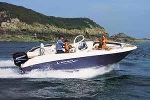 2007 Quicksilver 600 Commander