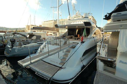 2009 Overmarine Mangusta 80