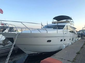 2006 Princess 67 Flybridge