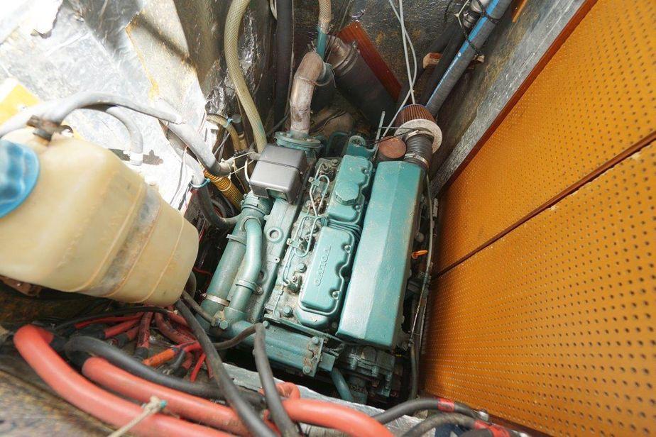 1991 Najad 390 Segel Boot zum Verkauf - www.yachtworld.de on