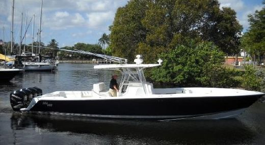 2011 Sea Vee 390B Open Fisherman