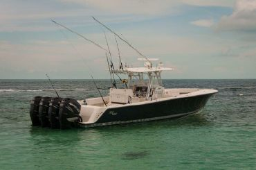 2011 Sea Vee 390B Open Fisherman