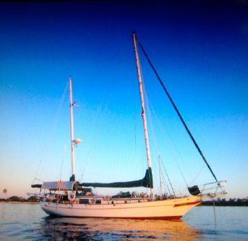 1973 Ct Cutter Rigged Ketch