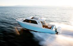 2020 Coastal Craft 33' Express