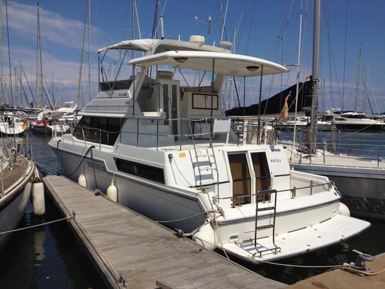 yacht broker murcia spain: