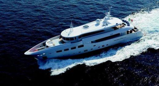2011 Mondomarine 40M Paradise