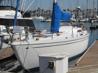 1970 Columbia Sloop
