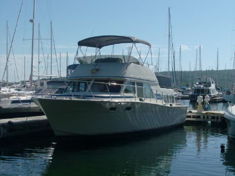 1978 Chris-Craft Corinthian 38