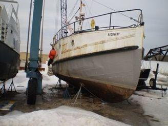 1929 Latham D Smith Trawler