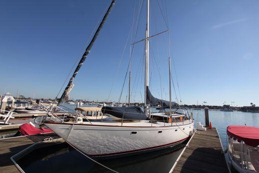 1977 Islander Yachts Bruce King 55 Sloop
