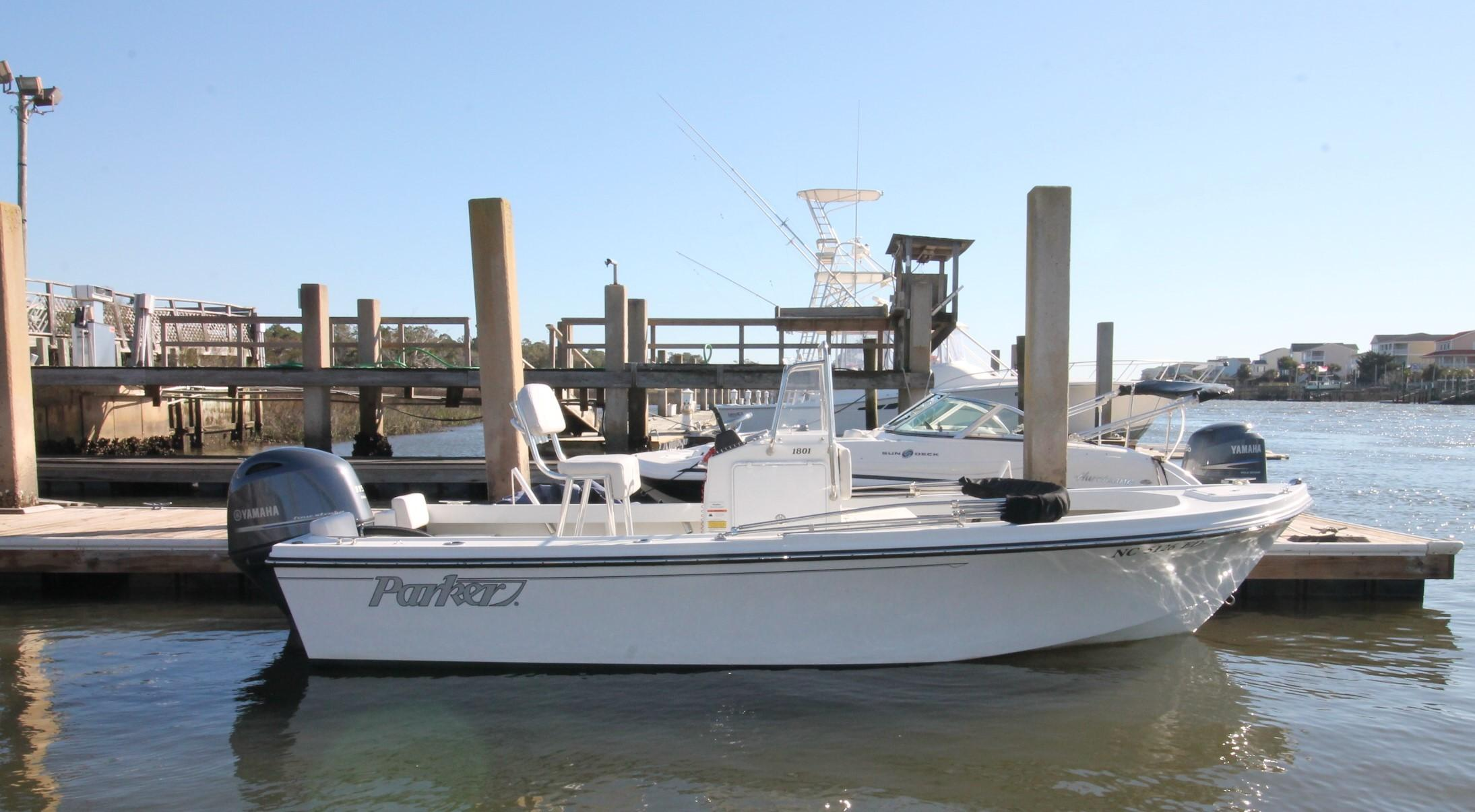 2016 Parker 18 Center Console Power Boat For Sale Www