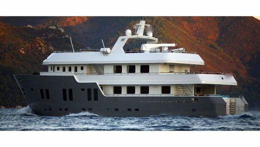 2011 Explorer Steel Yacht 35M