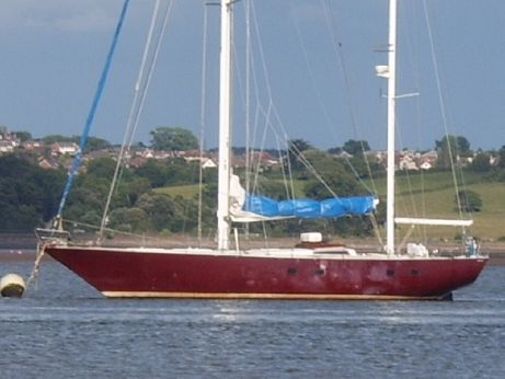 1975 Owner Built Ketch