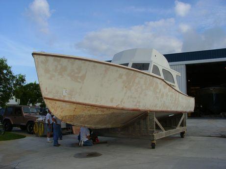 1958 Whiticar Sportfish