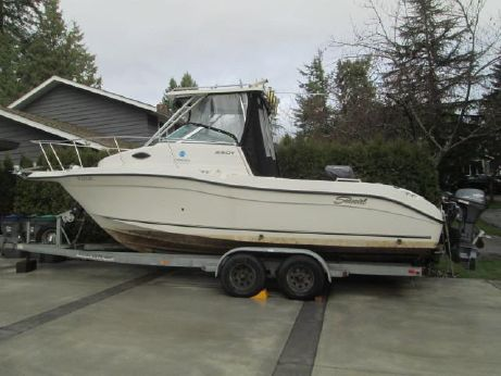2003 Striper 2301 Walkaround I/O