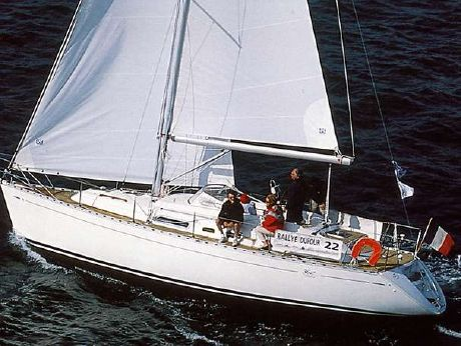 2000 Dufour 36 CC