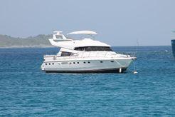 1991 Johnson 65' Flybridge Motor Yacht