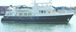 2000 Kuipers Woudsend Doggersbank Explorer 84' Offshore