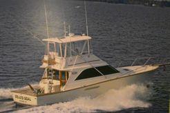 1988 Ocean Yachts 44 Convertible