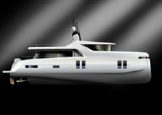2015 Red Yacht Design Snapper 65'