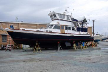 thumbnail photo 0: 1976 Gulfstar Custom 53/60 MKII Trawler