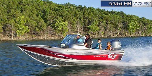 2011 G3 Angler V172 FS - Angler Deep V series