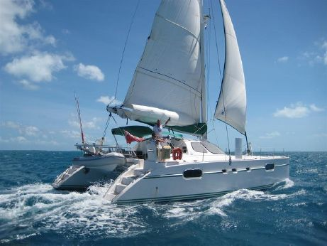 1997 Catana 471 OWNER VERSION