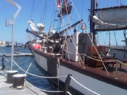 photo of  121' Custom Traditional Guff Schooner