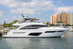 2020 Princess 70 Motor Yacht