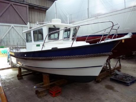 2000 Hardy Fishing 24 - Extended Wheelhouse
