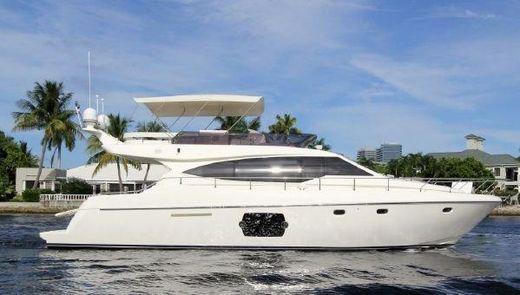 Ferretti 53 boats for sale yachtworld for G ferretti bathroom