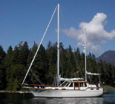 1985 Nauticat 36