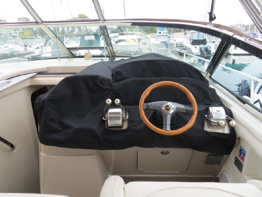 2003 Sea Ray 360 Covered Helm