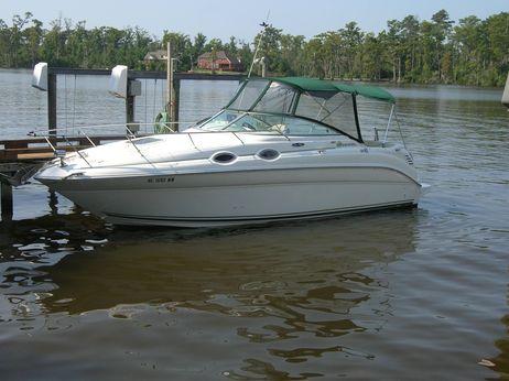 2001 Sea Ray 260