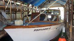 1960 Canoe Cove Sedan Bridge Cruiser