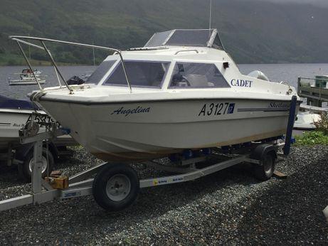 2003 Shetland Cadet Weekender