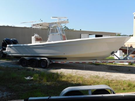 2013 Andros Boatworks Offshore 32