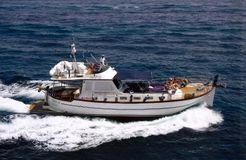 2005 Menorquin Yachts 180 Fly
