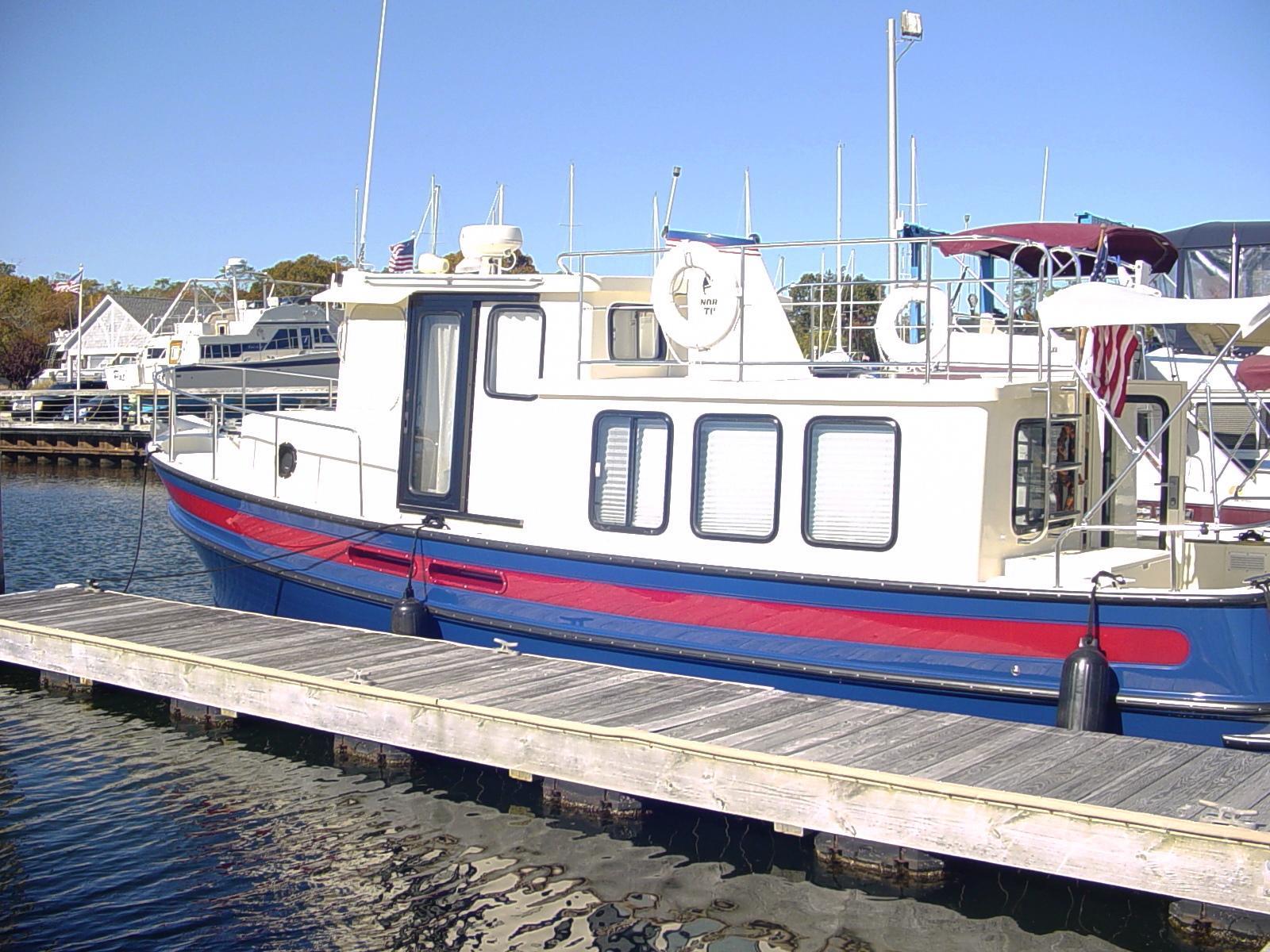 Nordic Tug 32, Warwick, RI