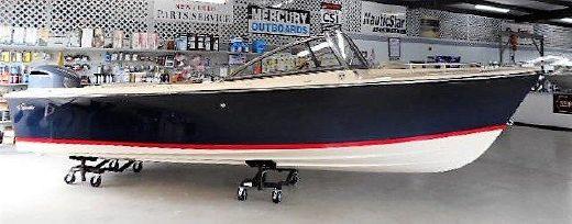 2017 Rossiter 23 Classic Day Boat