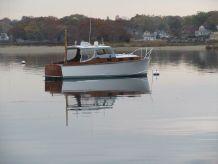 1954 Parece Seamaster Picnic Boat