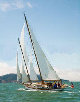 1927 E.b. Schock Staysail Schooner