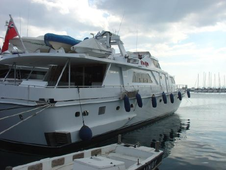 1974 Cantieri Navali Lavagna Admiral 107'