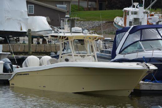 2013 Hydra-Sports Custom 3400