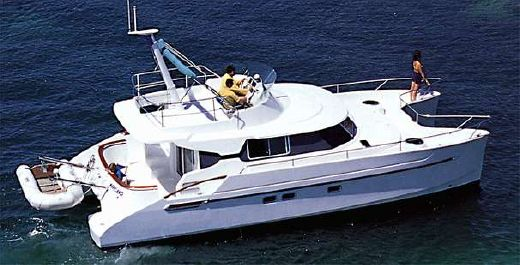 2000 Fountaine Pajot Maryland 37