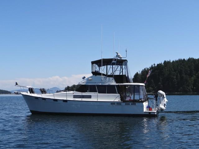1989 Bayliner 3818 Motoryacht Power Boat For Sale Www