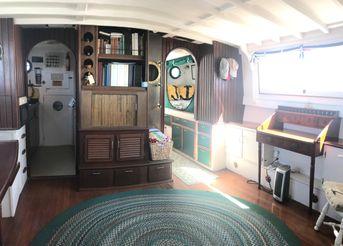 thumbnail photo 2: 1974 Trawler 50 Fathom Penobscot Pilothouse